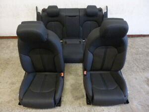 Audi A7 Leder Ausstattung Klimakomfort Innenausstattung Sitze Heizung belüftet