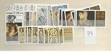 1977 MNH Vaticano year collection, jaargang, Postfris