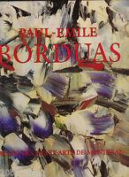 PAU-EMILE BORDUAS  FRANCOIS-MARC GAGNON MUSEE BEAUX-ART MONTREAL 1988