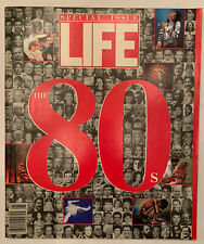 VINTAGE LIFE MAGAZINE Special Issue The 80's - A great anniversary/birthday gift
