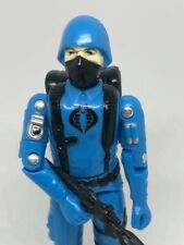 Cobra Soldier Trooper Black Major GI Joe Rare Color