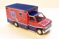 NEW HO Busch # 41840 Ford E350 City Of Raytown Ambulance : 1/87 Model
