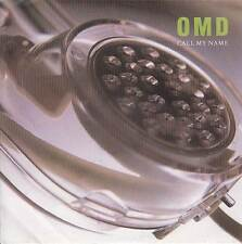 OMD - Call My Name/Walk Talk (Vinyl-Single 1991) !!!