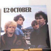 U2 - October / LP (1761679) b stock