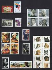US 2010 NH COMPLETE Commemorative Year Set 75 Stamps listed below- Free USA Ship