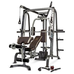 Elite Smith Cage Home Workout Machine Body