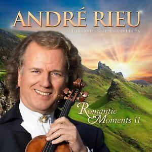 Andre Rieu Romantic Moments II CD X 100 JOB LOT BRAND NEW SEALED WHOLESALE BULK