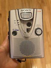 Sony Walkman Tcm-400 Stereo Cassette Corder Working