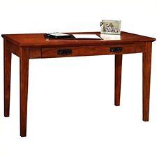 Leick Furniture Mission Laptop Desk Mission Oak 82400 New