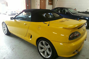 MGF / MGTF Hood /Roof with GLASS Window £710 Fitted At Our Workshop In Stockport