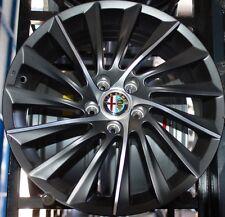 Set 4 Cerchi in lega da 17 per Alfa romeo Giulietta 940 159 Turbina omologa ECE