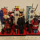 Meister Japan  Samurai Sengoku Busho ARMOR SERIES Souvenir Limited
