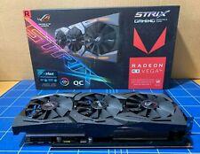 ASUS ROG Strix Radeon RX VEGA 56 8GB OC Edition