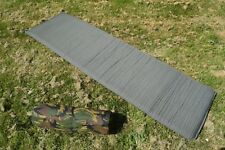 Dutch Army Issue Self Inflating Roll Mat FULL SIZE Sleeping Mat With Sack