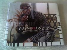 WAYNE WONDER - NO LETTING GO - 4 TRACK R&B CD SINGLE