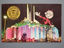 R&L Postcard: Tower of Light, New York World Fair 1964-65, Dexter Color