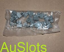 Scalextric SCX track support clips x16