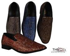 Men's Dress Shoes Formal Casual Slip-On Wedding Tuxedo Loafers Sedagatti SED4011