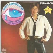 Johnny Logan - What's Another Year / One Night Stand (Vinyl Single 1980) !!!