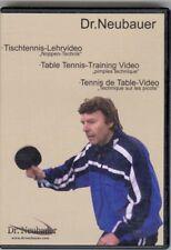 Dr. Neubauer Table Tennis - Training Video -