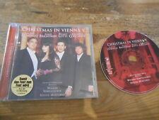 CD VA Christmas In Vienna V (19 Song) SONY CLASSICAL jc Domingo Brightman Lotti