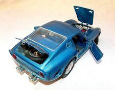 Burago 1962 Rare BLUE Ferrari 250 GTO 1:18