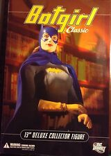 DC DIRECT 13 INCH DELUXE COLLECTOR FIGURE BATGIRL MIB