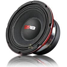 "DS18 8"" Mid Bass Speaker 1000 Watts RMS 8 Ohm Car Audio Pro-1KP8.8 Pancadao"
