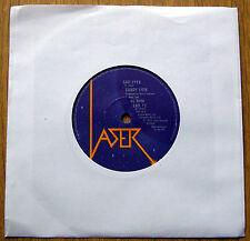 "SANDY LION-SAD EYES-EX.RARE UK ORIG.1st PRESS LASER 7""SINGLE-1979"