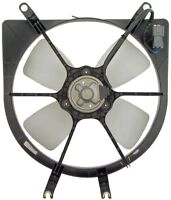 Auxiliary Fan Assembly For 1999-2000 Honda Civic Dorman 620-217