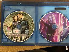 WandaVision Movie Custom Blu-ray Cvr /w 2 Disc Case & 2 disc custom disc art +
