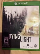 Dying Light Xbox One Video Game.