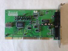 Sound Blaster Vibra 16C - CT4180 ISA Soundcard