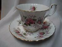 Royal Albert Lavender Rose Cup & Saucer