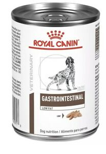 Royal Canin Gastrointestinal LOW FAT 13.6oz. 2 Cans