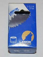 Lenox holesaw 37mm Bi-metal