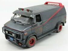 1/18 GREENLIGHT - GMC - VANDURA CARGO G.SERIES VAN 1983 - A-TEAM -  13567