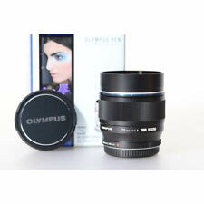 Olympus M.Zuiko Digital ED 75mm F/1.8 ED Objektiv