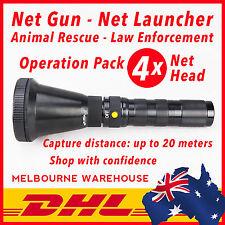NEW!! NET GUN IMPACT - OPERATION PACK - NETGUNS - NET LAUNCHER - NET SHOOTER