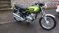 kawasaki kh250 1979 new unregistered uk bike