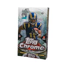 2013 Topps Chrome Hobby Football Box. 1 Auto (tyler Eifert Eddie Lacy Rc)
