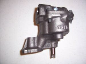 NEW 601-8146 CLEVITE OIL PUMP SMALL BLOCK CHEVY 4.3 262, 5.0 305,  5.7 350
