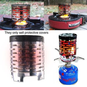 Portable Small Camping Stove Cover Tent Heater Heating Warmer for camping Tent