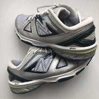 New Balance 1012 Mens Size 10 White/Grey Training Walking Shoes D MX1012WN