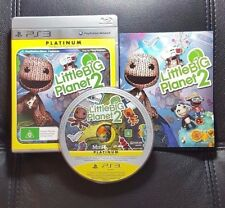 Little Big Planet 2 LittleBigPlanet 2 (Sony PlayStation 3, 2010) PS3 Game - VGC
