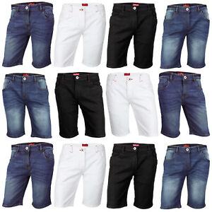 New Mens Denim Shorts Skinny Slim summer Jeans Casual Designer Half Pant