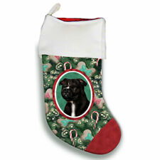 Staffordshire Terrier Christmas Stocking
