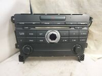 07 08 09 Mazda CX-7 CX7 Radio Cd Face Plate Replacement EG23669R0 DED25