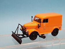 De Agostini T-3 GAZ-69 - russischer Straßenreiniger - 1:43 /TOP