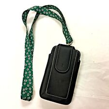 Miztech Phone Case Smartphone Case Belt Clip Magnetic Close Lanyard